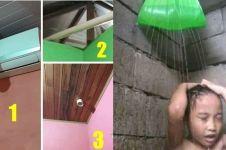 10 Potret lucu life hack perabot rumah tangga ini bikin ketawa