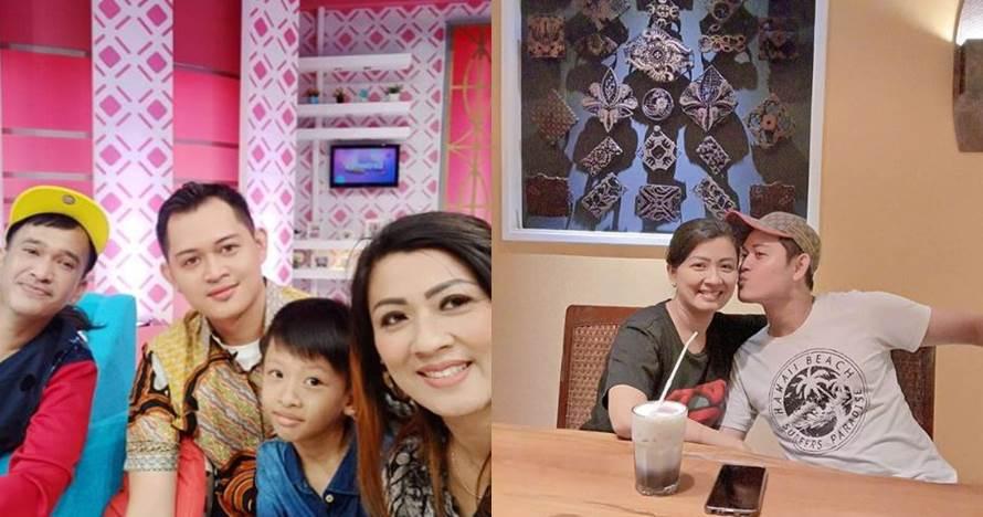 Cerai dari Elly Sugigi, ini 7 potret mesra Ferry bareng istri baru