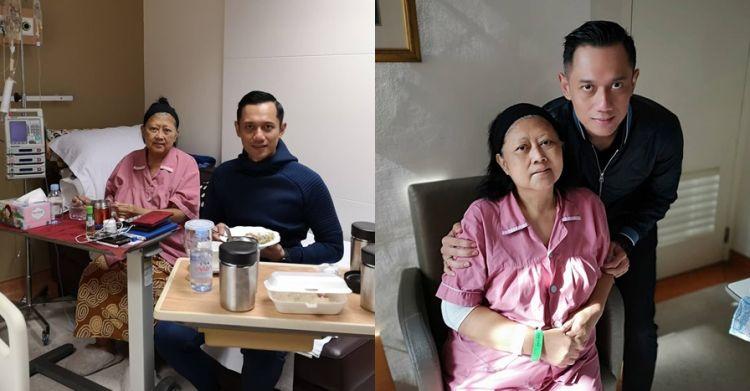 Kondisi Ani Yudhoyono menurun, AHY sebut butuh penanganan ekstra