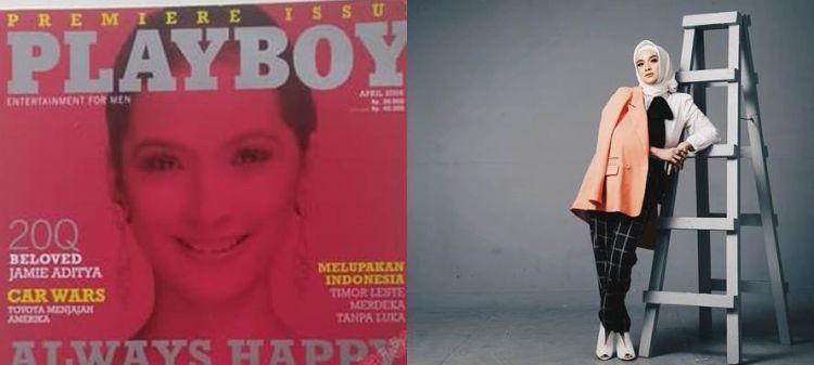 6 Model majalah dewasa yang kini berhijrah
