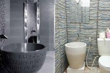 10 Desain bak mandi ini unik abis, cocok buat kamar mandi minimalis