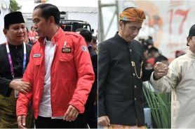 Menghormati, alasan Jokowi panggil Prabowo dengan sebutan 'Mas'