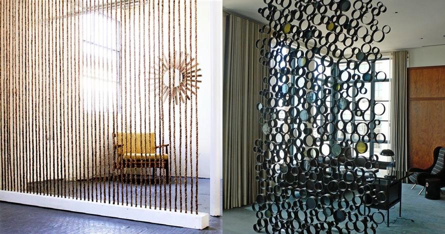 13 Desain partisi ruangan ini unik & Instagramable, kece abis