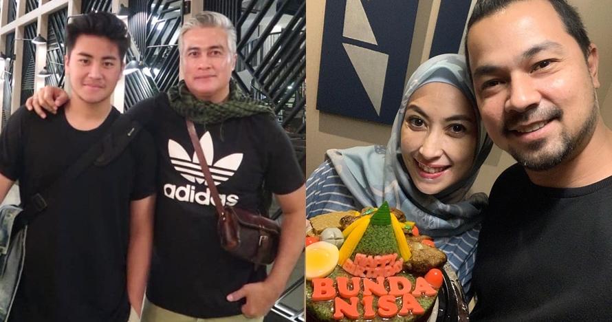Telah bercerai, Adjie Pangestu rayakan ultah Annisa Trihapsari