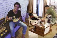 9 Penampakan rumah Rizky Nazar, desain kamarnya cozy
