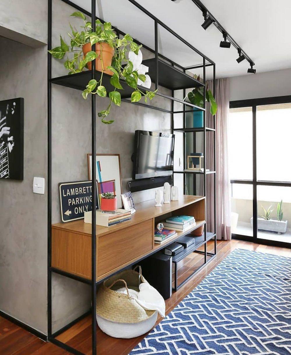 20 Desain Apartemen Kecil Cozy Abis