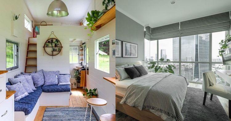 Desain Ruang Tamu Super Mewah 20 desain apartemen kecil cozy abis