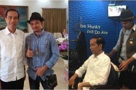 Cerita Jumadi, tukang cukur asal Bogor langganan Jokowi