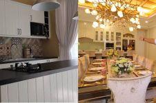 7 Inspirasi desain dapur seleb, bikin pengen masak terus