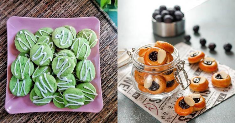 20 Resep cookies renyah & lezat, mudah dipraktikkan di rumah