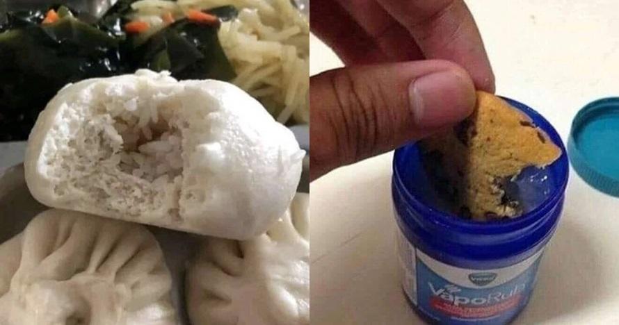 8 Potret makanan ini kombinasinya malah bikin gagal berselera
