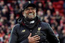 Kisah Pelatih Liverpool Juergen Klopp selalu gagal di enam final