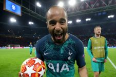 Data dan Fakta Tottenham Hotspur versus Liverpool