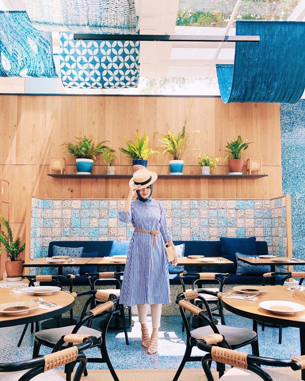 outfit dian pelangi © 2019 brilio.net