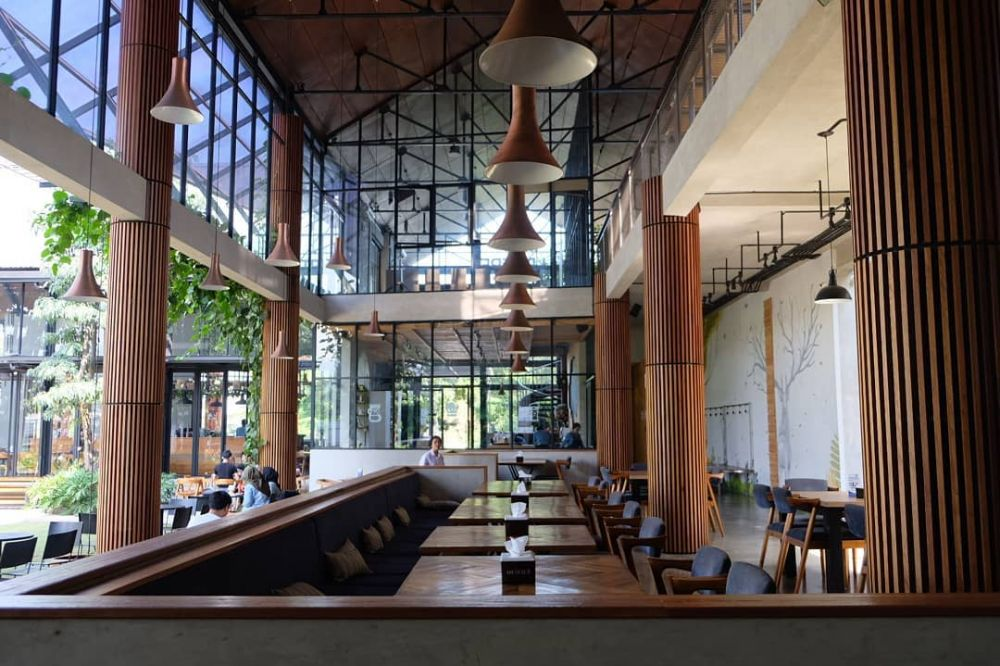 cafe Bandung nongkrong instagram