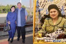 5 Unggahan Ani Yudhoyono ini tunjukkan kegigihannya lawan kanker