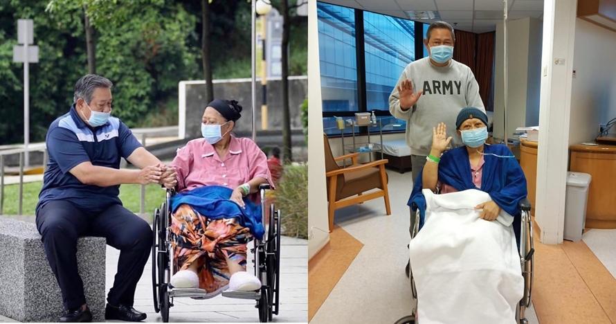 Ungkapan duka 12 seleb Tanah Air untuk Ani Yudhoyono