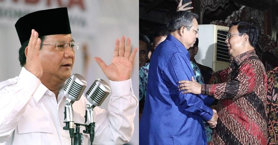Ani Yudhoyono berpulang, ini ungkapan duka Prabowo Subianto