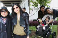 11 Momen kenangan manis Annisa Pohan & ibu mertua, Ani Yudhoyono