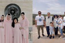 6 Bukti kekompakan keluarga Ani Yudhoyono, role model siapa saja