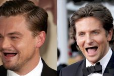 12 Foto editan seleb ganteng Hollywood tanpa gigi ini kocak abis