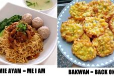 10 Pelesetan nama makanan dalam Bahasa Inggris ini bikin ngakak