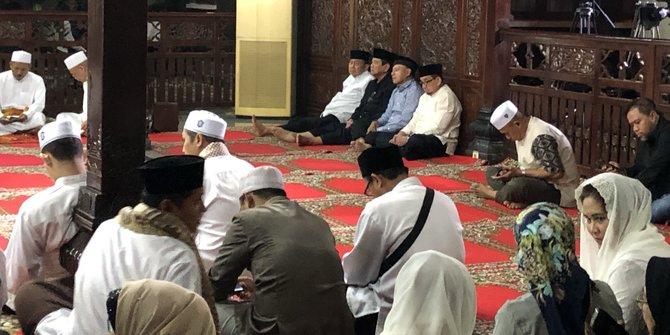 Jenazah Ani Yudhoyono tiba di Cikeas © 2019 brilio.net