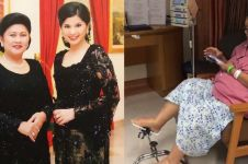 Kenangan Annisa Pohan saat Ani Yudhoyono tak sabar hirup udara segar