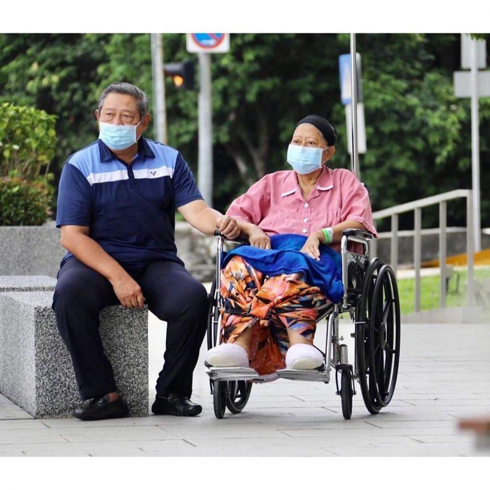 SBY ceritakan momen kritis Ani Yudhoyono © 2019 brilio.net
