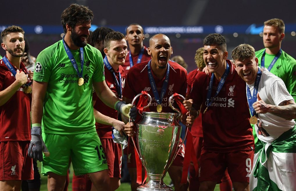 Liverpool & Spurs pecahkan rekor tanpa kartu di final Liga Champions