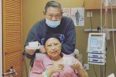 Surat cinta Ani Yudhoyono untuk SBY ditulis saat sakit, bikin haru