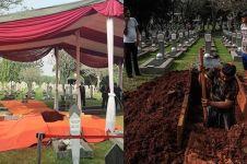 Situasi terbaru TMP Kalibata, lokasi Ani Yudhoyono dimakamkan