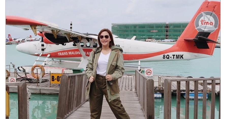 Gaya mudik mewah 3 keluarga seleb Indonesia, ada sewa jet pribadi