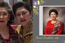 Sosok ibunda Ani Yudhoyono, belum sebulan ultah & ditinggal putrinya