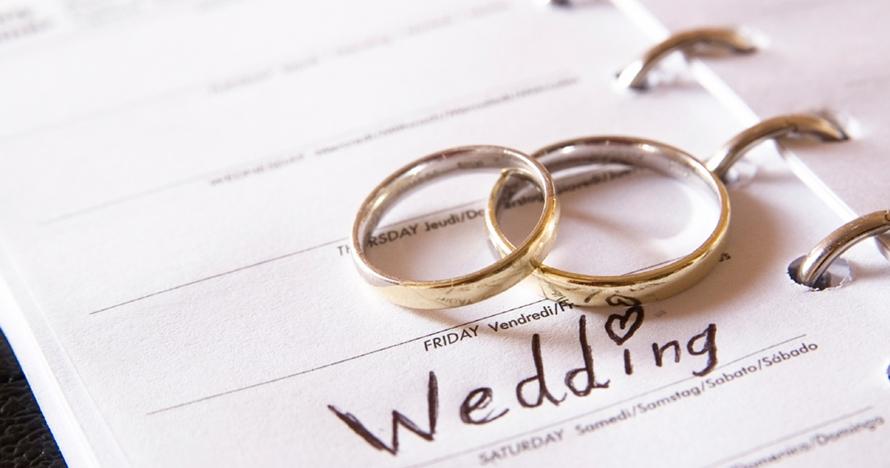 Undangan pernikahan mahasiswa UGM ini bak jurnal, akademis abis