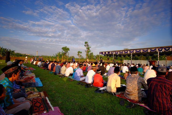 4 Daerah di Indonesia sudah Lebaran duluan, ini alasannya