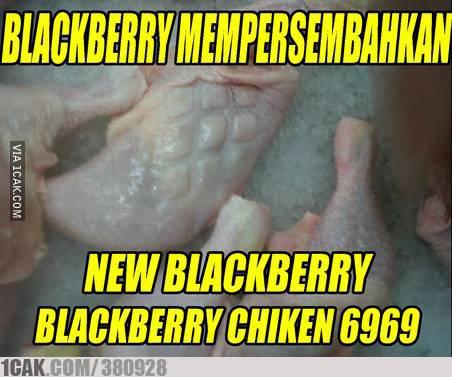 10 Meme lucu pelesetan BlackBerry © 2019 brilio.net