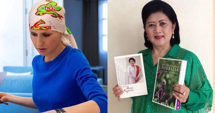 4 Kisah haru perjuangan istri pemimpin dunia yang mengidap kanker