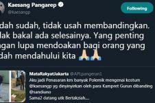 7 Reaksi santai Kaesang dibully usai melayat Ani Yudhoyono