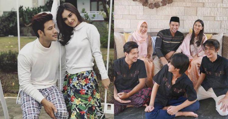 Unggah foto bagi THR ke adik, ekspresi Ammar Zoni curi perhatian