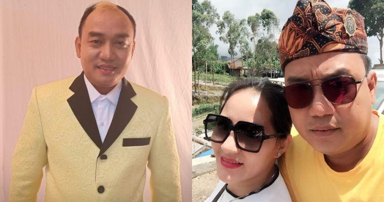 8 Potret Azis Gagap & istri kedua yang disebut mirip Nia Daniaty
