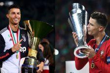 11 Prestasi Cristiano Ronaldo yang tak bisa diraih Lionel Messi