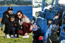 10 Momen liburan keluarga Raffi Ahmad di Australia, seru banget