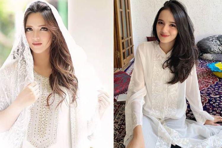 9 Potret kemiripan Rhesma Anissa dengan Nia Ramadhani, bak kembar