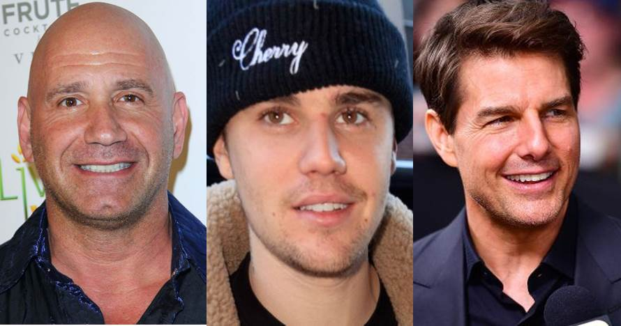 Justin Bieber tantang Tom Cruise bertarung, ini kata Bruno Amato
