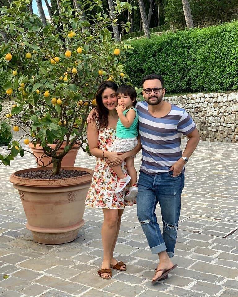 Kareena Kapoor tanpa makeup instagram