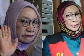 Jelang pleidoi, Ratna Sarumpaet minta dirujuk ke RS karena leher sakit