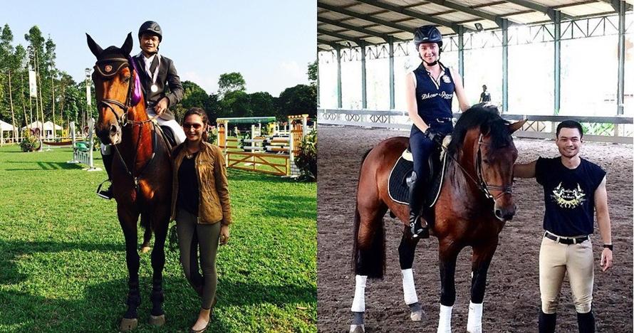 Hobi berkuda, 3 pengusaha Indonesia ini miliki kuda mahal