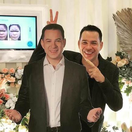7 Seleb ganteng Indonesia buktikan usia 50 tahun makin berkharisma
