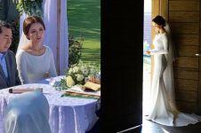 Menikah dengan mantan suami Diana Pungky, Gwen Priscilla ucap syukur
